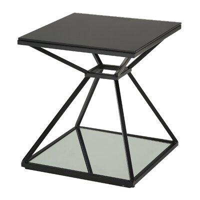 Sunpan Modern Wedge End Table