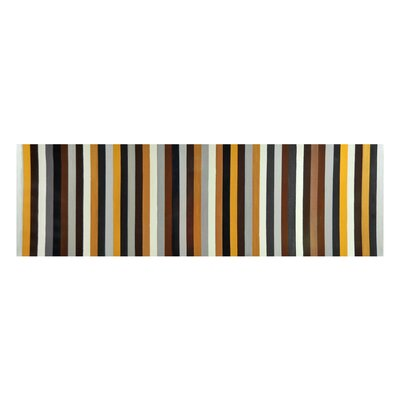 Sunpan Modern Earthy Stripes Painting Print