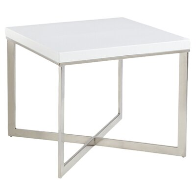 Sunpan Modern Pilot End Table