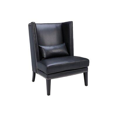 Sunpan Modern Malibu Wing Side Chair