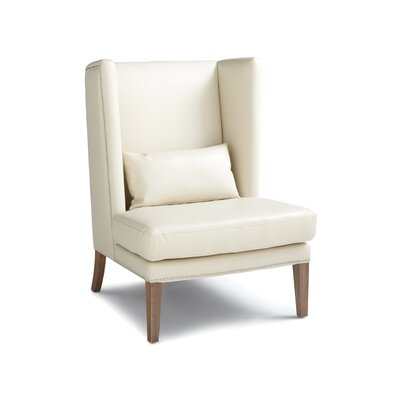 Sunpan Modern Malibu Wing Side Chair