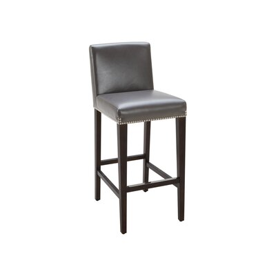 "Sunpan Modern Brooke 29.5"" Bar Stool with Cushion"