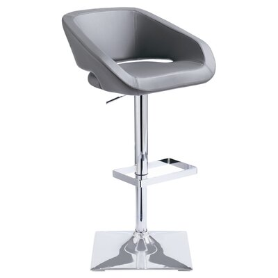 "Sunpan Modern Gustavo 24"" Adjustable Bar Stool"