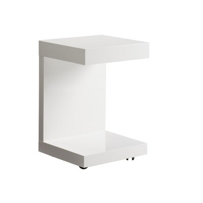Sunpan Modern Bachelor End Table
