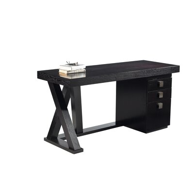 Sunpan Modern Madero Desk With Drawers