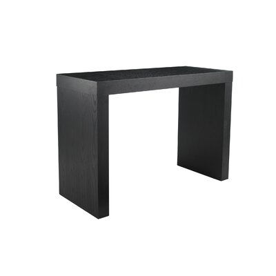 Sunpan Modern Faro C-Shape Bar Table