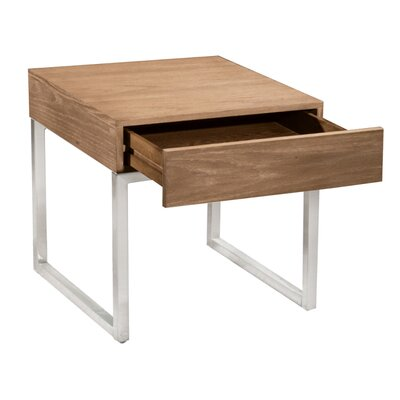 Sunpan Modern Frameo End Table