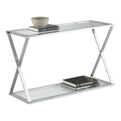 Sunpan Modern Gotham Console Table