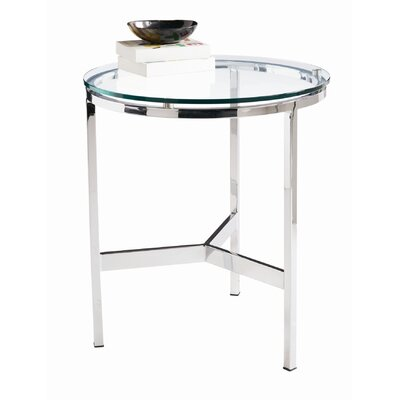 Sunpan Modern Flato End Table