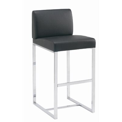 "Sunpan Modern Addison 30"" Bar Stool with Cusion"