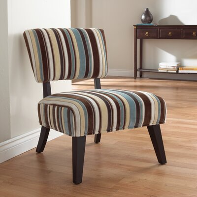 Sunpan Modern Parker Cotton Slipper Chair