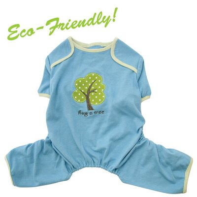 Klippo Pet Soy Fiber and Cotton Hug A Tree Dog Pajamas