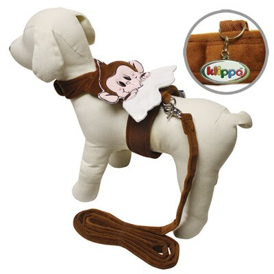 Klippo Pet Adorable Monkey Angel Dog Harness