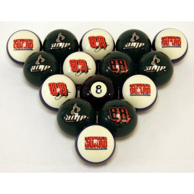 Wave 7 NASCAR Billiard Ball Set