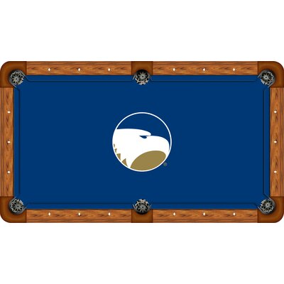 Wave 7 NCAA Recreational Billiard Table Felt