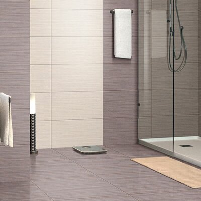 "Kertiles Bambu 12"" x 24"" Floor and Wall Tile in Light"