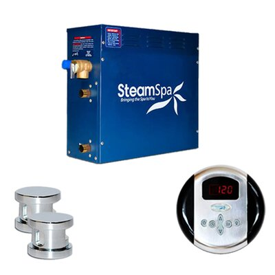 Steam Spa Oasis 10.5 kW Steam Generator Package