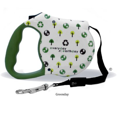 26 Bars & A Band Avant Garde Greenday Retractable Dog Leash