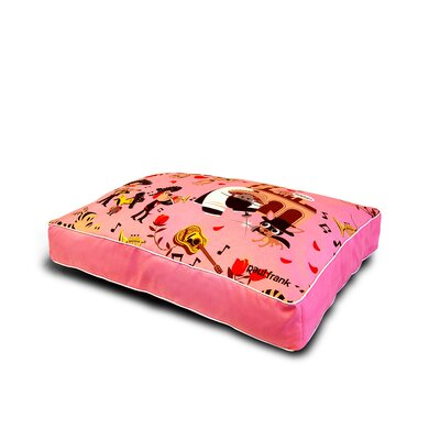 Paul Frank Wedding Bells Dog Pillow