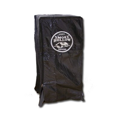 "Outdoor Leisure Products 38"" Smoker Cover w/ Logo"