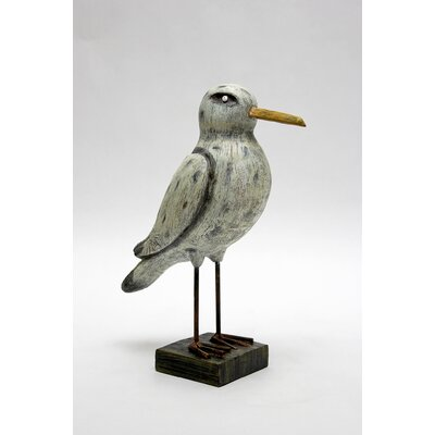 Vita V Home Shore Bird Seabird Statue