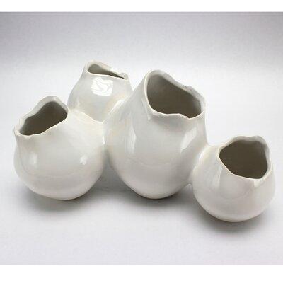 Vita V Home Mato 4-Part Vase