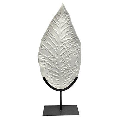 Vita V Home Fala Leaf on Stand Figurine