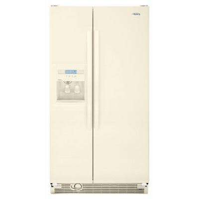 Whirlpool 22 cu. ft. In-Door-Ice System Side-By-Side Refrigerator