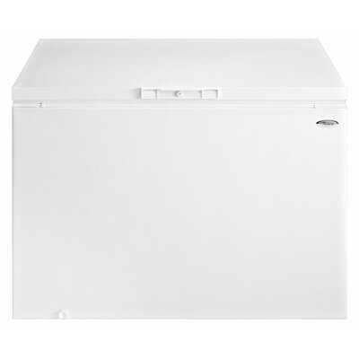 Whirlpool 15 cu. ft. Energy Star Qualification Chest Freezer