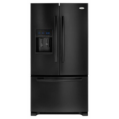 Gold Series 26 cu. ft. Energy Star Qualified French Door Bottom Mount Refrigerator