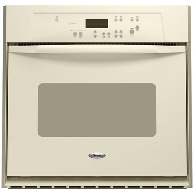 "Whirlpool 24"" Single Wall with Accubake Temperature Management System Oven"