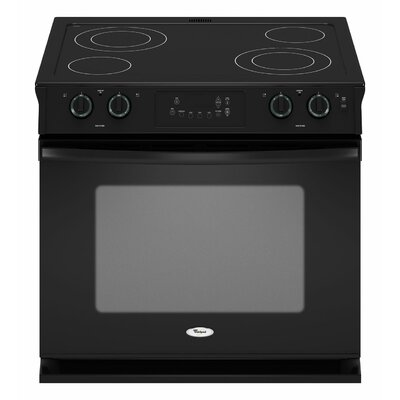 Order Whirlpool 30 Quot Self Cleaning Drop In Electric Range