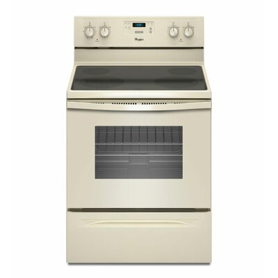 Whirlpool 4.8 cu. ft. Self-Cleaning System Electric Range