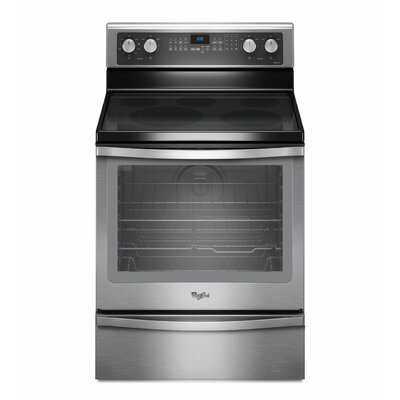 6.2 cu. ft. Rapid Preheat Electric Range