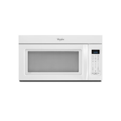 Whirlpool 2.0 cu. ft. Auto Adapt Fan Microwave Hood Combination