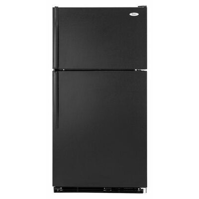 Whirlpool 18 cu. ft. Humidity-Controlled Crispers Top-Freezer Refrigerator