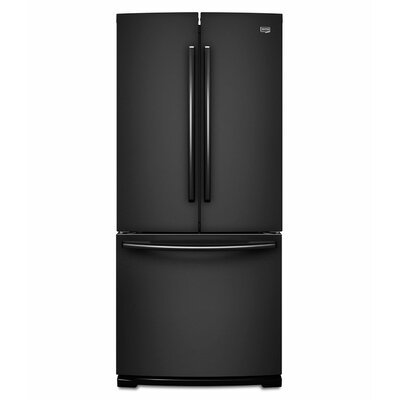 Maytag 19.6 cu ft Strongbox Door Bins French Door Refrigerator
