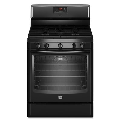 Maytag 5.8 cu. ft. EvenAir Convection Gas Range