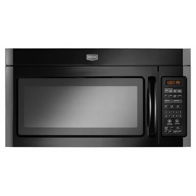 Maytag Stainless Steel Interior Over-the-Range Microwave