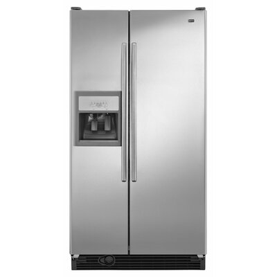 Maytag Store-N-Door Ice System Side-By-Side Refrigerator