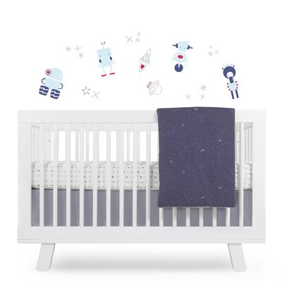 babyletto Galaxy Crib Bedding Set