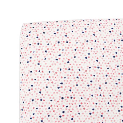 babyletto In Bloom Fitted Crib Sheet