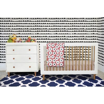 babyletto Lolly 3-in-1 Convertible Nursery Set
