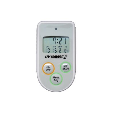 UV Hawk UltraViolet Sunlight Meter