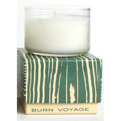 BURN Gardenia Absolute Burn Voyage Candle