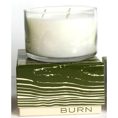 Kaffir Lime Basil Burn Candle
