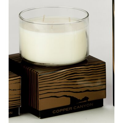 BURN Copper Canyon Candle