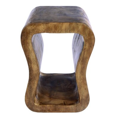 Foreign Affairs Home Decor Bangun End Table