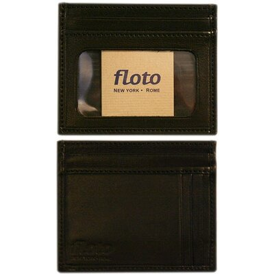 Firenze Leather Card Case
