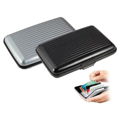 GGI International RFID Blocking Wallet and Credit Card Case